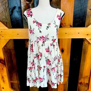 American Eagle Outfitters sleeveless empire dress